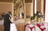 Hoe te te verfraaien een Restaurant voor een bruiloft receptie