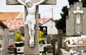 Zondagsschool lessen over de kruisiging van Jezus