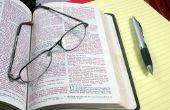 Bijbel studie activiteiten voor jonge volwassenen