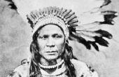 Waarom hebben Indianen veren op hun hoofd?