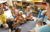 Hoe om te helpen mijn kind van de kleuterschool te concentreren op zijn schoolwerk