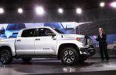 Het oplossen van een Toyota pick-up kap kabel klink