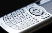 Het toevoegen van minuten aan mijn Prepaid telefoon