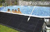De beste manier om de warmte van een zwembad