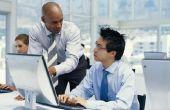 How to Deal met collega's die het hebben van een slechte houding