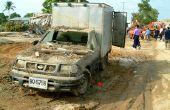 Nissan Pickup verzendingsproblemen
