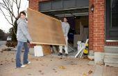 How to Build uw eigen gesloten aanhangwagen onderdelen