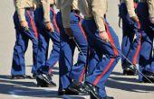 Leven als een tweede luitenant Marine Corps