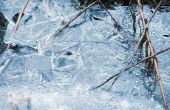 Het bepalen van de dichtheid van ijs