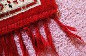 Hoe te leggen van tapijt lopers