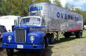 Semi-vrachtwagen informatie