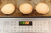Hoe u kunt opwarmen pannenkoeken