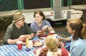 Hoe Sanitize zoet Water Tanks in pop-Campers