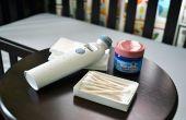 Hoe te verheffen van een wieg matras