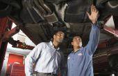 Tekenen & symptomen van een slechte Diesel brandstofpomp
