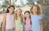 Kapsels voor Tween Girls