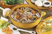 Kunt u het tempo van Cook stoofpot in de Oven?