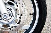 How to Fix motorfiets band met lekkende Valve Stem