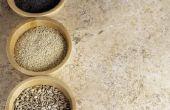 Hoe te bevriezen van rauwe rijst