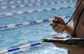 Zwemmen Coach functieomschrijving
