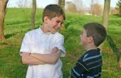Eenvoudige bespreken onderwerpen voor kinderen