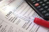 Hoe om te achterhalen of ik hebben uitstaande schuld van de belasting