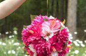 How to Make opknoping bloem ballen