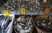 Hoe om te genieten van vis vóór het koken