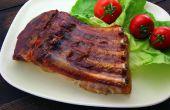 Wat zijn enkele andere gerechten te serveren met Barbecue ribben?