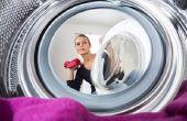 Hoe lijm verwijderen uit kleding