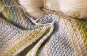 Hoe om enkele gehaakte dekens voor Beginners