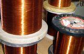 Hoe maak je een krachtige DC elektromagneet