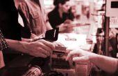 Is het illegaal om te hebben kopieën van Credit Cards in een kantoor?