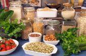 Voedingsmiddelen rijk aan Arginine & Lysine