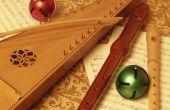 Muzikale instrumenten die worden gebruikt in de renaissanceperiode