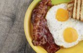 Kan u verlaat Bacon in de koelkast en niet de vriezer?