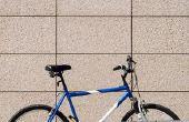 Hoe maak je een Stencil verf voor een fiets-Frame