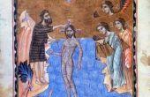 Wat gebeurt er tijdens de doop van een tiener?
