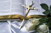 Hoe te te verfraaien een tafel voor een vrouw kerk ministerie
