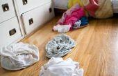 Hoe leren kinderen organisatie vaardigheden