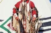 Hoe te doen Native American make-up voor Halloween