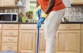 Wat chemische stoffen kunnen veilig met elkaar vermengd worden voor het reinigen