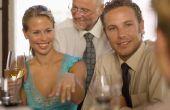 Wie betaalt voor een Engagement diner?