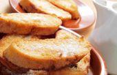 Traditionele voedingsmiddelen van de Heilige Week in Spanje