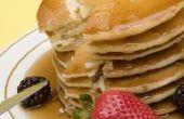 Tien manieren om te gebruik pannenkoek Mix