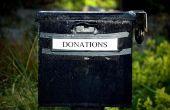 Hoe vindt u financiële informatie over goede doelen en non-profit organisaties