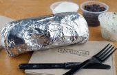 Hoe een Chipotle Burrito opwarmen