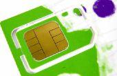 Hoe vervang ik een verloren SIM-kaart