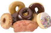 Bruidstaart ontwerpen gemaakt van donuts