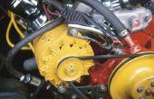 Het wijzigen van een Alternator in 2001 Buick eeuw
